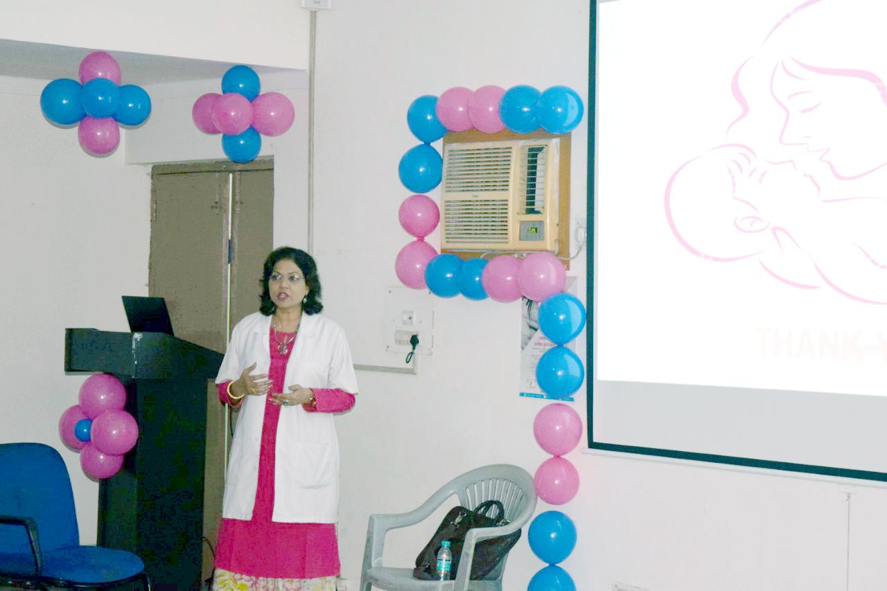 Dr Sumita Prabhakar Senior Gynecologist CMI Hospital Dehradun