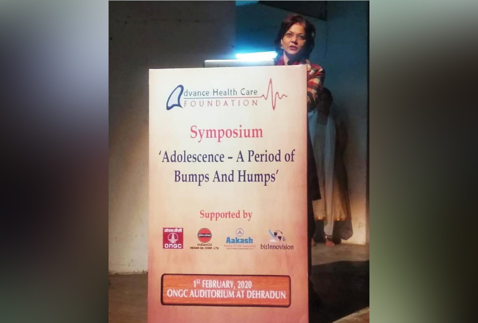 Dr Sumita Prabhakar, gynecologist in dehradun