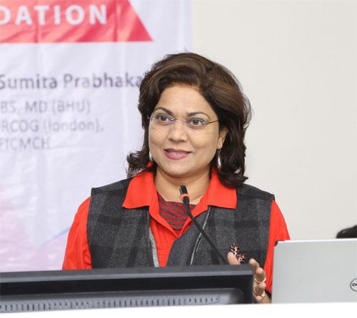 Dr Sumita Prabhakar