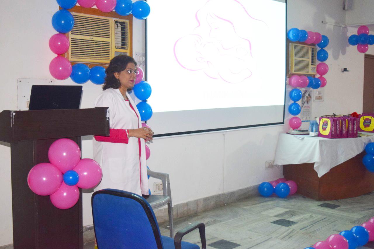 Healthy pregnancy health talk